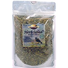 Herb Salad by Twin Beaks Aviary 1 lb