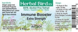 Immune Booster Herbal Extract 2 oz