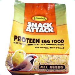 Higgins  Protein Eggfood 5 oz Bag