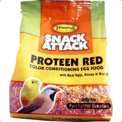 Higgins Snack Attack Proteen Red 5oz Bag