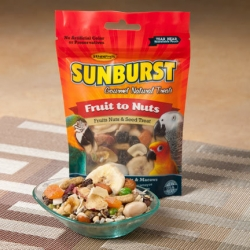 Higgins Sunburst Fruit to Nuts 5 oz Bag