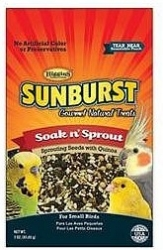 Higgins Sunburst Soak and Sprout 3 oz