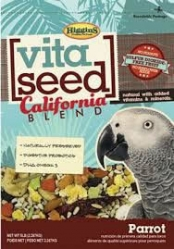 Higgins Vita Seed California Parrot 5lb Bag