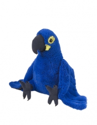 Wild Republic Hyacinth Macaw