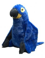 Wild Republic Jumbo Hyacinth Macaw