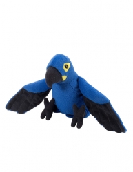 Wild Republic Hyacinth Macaw  Small
