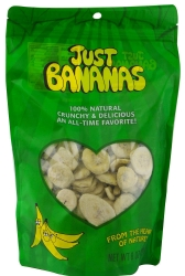 Just Tomatoes Bananas 2.5 oz Pouch
