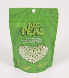 Just Tomatoes Peas 3.5 ounce Pouch