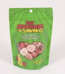 Just Tomatoes Strawberries/Bananas 1.5 ounce Pouch