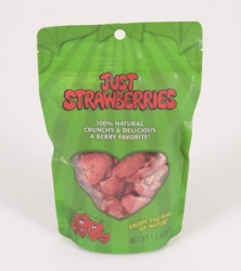 Just Tomatoes Strawberries 1.5 ounce Pouch