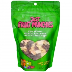 Just Tomatoes Fruit Munchies 2 ounce Pouch