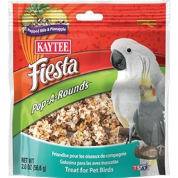 Kaytee Fiesta Pop-a-Rounds Med/Large Bird 2 oz