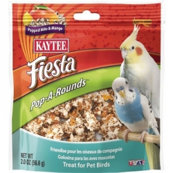 Kaytee Fiesta Pop-a-Rounds Small Bird 2 oz