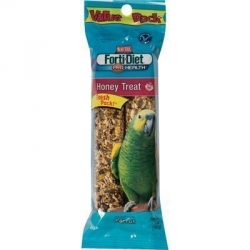 Kaytee Forti Diet Honey Treat Parrot Value Pack