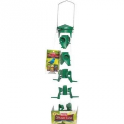 Kaytee Perch Tube Outdoor Bird Feeder