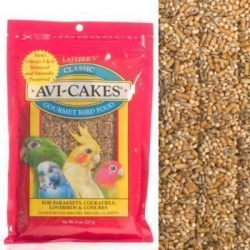 Lafeber's AviCakes Small Bird 8 oz