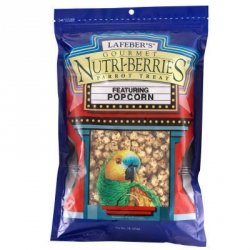 Lafeber's Popcorn for Parrots 4 oz