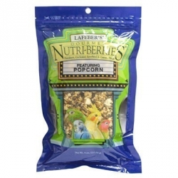 Lafeber's Popcorn for Cockatiels 4 oz