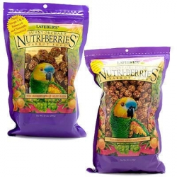 Lafeber's Nutriberries Sunny Orchard  Parrot 10 oz