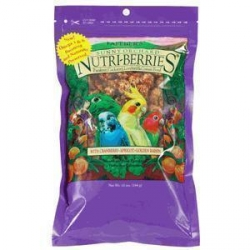 Lafeber's Nutriberries Sunny Orchard  Tiel 10 oz