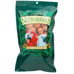 Lafeber's Nutriberries Tropical Fruit  Macaw 10 oz