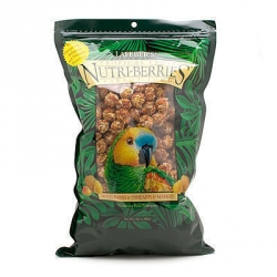 Lafeber's Nutriberries Tropical Fruit Parrot 10 oz