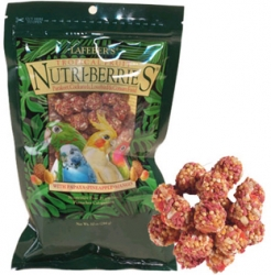 Lafeber's Nutriberries Tropical Fruit  Tiel 10 oz