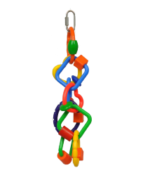 Linky by Made in the USA Bird Toys