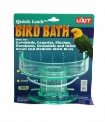 Lixit Bird Bath