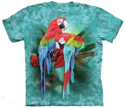 Greenwing Macaw T-Shirt