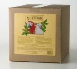 Lafebers Nutriberries Macaw 20 lb Box