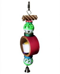 A-Counting Toy Large by Made in the USA Bird Toys