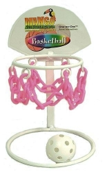 Mango Basketball Set for Birds Mini