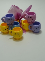 Mini Smiley Mugs