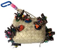 Molly's Bird Toys Pretty Pouch