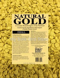 Pretty Bird Natural Gold Small 30 Lb Bag