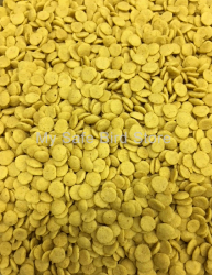 Pretty Bird Natural Gold Small  BULK PER LB