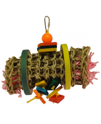 On A Roll by Made in the USA Bird Toys