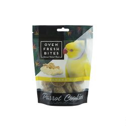 Oven Fresh Bites Parrot Cookies Banana Nut 4oz