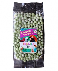 Golden Gourmet Freeze Dried Peas 2 oz Bag