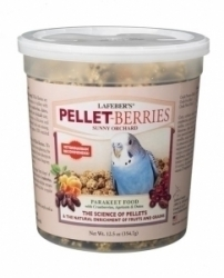 Lafebers Pellet Berries for Parakeets 12.5 oz