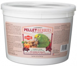 Lafebers Pellet Berries for Parrots 3.5 lb.