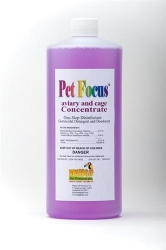 Pet Focus Concentrate 32 oz