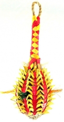 Planet Pleasures Pineapple Foraging Toy Small