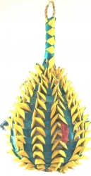 Planet Pleasures Pineapple Foraging Toy Large