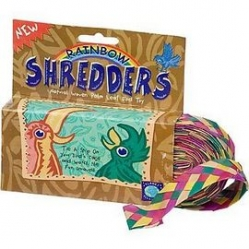 Planet Pleasures Rainbow Shredders Straight Large