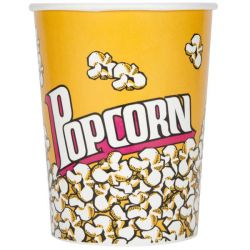 Popcorn Container 32oz 3 Pack