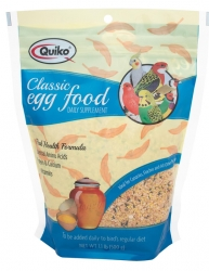 Quiko  Egg Food Supplement 1.1# Bag