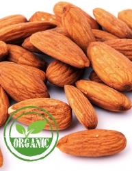 Almonds Raw Organic Per 1/2 Pound