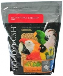 Roudybush High Energy Breeder SMALL 10 lb bag